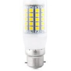 4.5W (35W) LED Bayonet Light Bulb in Daylight White