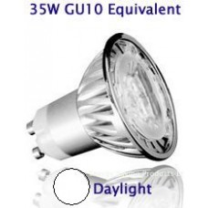 4W (35W) Retrofit LED GU10 Spotlight (Daylight)