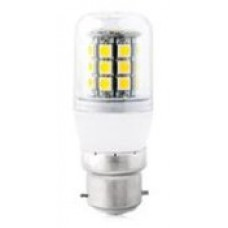 4W (30W) LED Bayonet Light Bulb in Daylight White