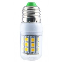 4w (30w) LED Edison Screw Light Bulb in Daylight White