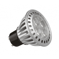6W (50W Equiv) Dimmable LED GU10 Spotlight in Cool White