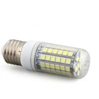6w (50w) LED Edison Screw / E27 Light Bulb in Daylight White