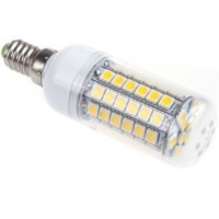 6W (50W) LED Small Edison Screw / SES Light Bulb in Daylight White