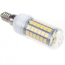 6W (50W) LED Small Edison Screw / SES Light Bulb in Warm White