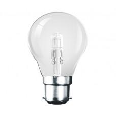 77W (100W Equiv) Bayonet Eco Halogen GLS Light Bulb