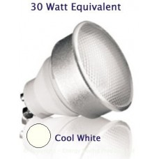 7W (30W) GU10 Kosnic Low Energy Spotlight - Cool White