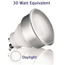 7W (30W) GU10 Kosnic Low Energy Spotlight - Daylight