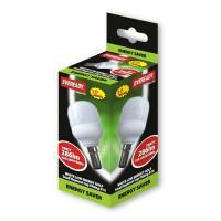 7W (35-40W) Small Bayonet / SBC Golf Ball Light Bulb Cool White
