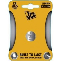 CR2025 3V Button Battery by JCB - Lithium Coin Cell