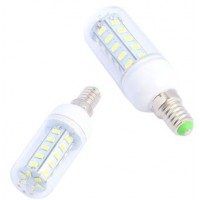 Dimmable 4.5w (35w) LED Small Edison Screw Light Bulb in Warm White