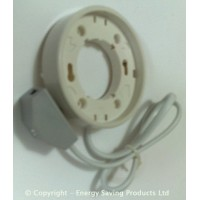 GX53 Surface Mount Fitting (White)