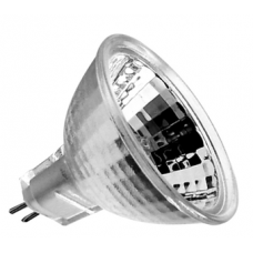 Eco Halogen 35W (50W Equiv) Energy Saver MR16 Spotlight - Aluminium