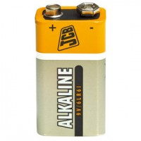 JCB Super Alkaline PP3 / 9V Battery
