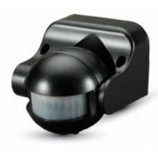 PIR Infrared Motion Sensor (180 Degree) - Black