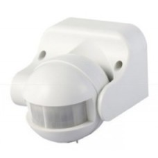 PIR Infrared Motion Sensor (180 Degree) - White
