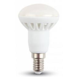 6W (40 Watt) LED R50 Small Edison Screw Reflector Spotlight (Natural Cool White)